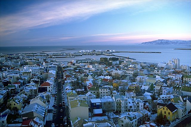 Iceland to Be Norway�s 20th County