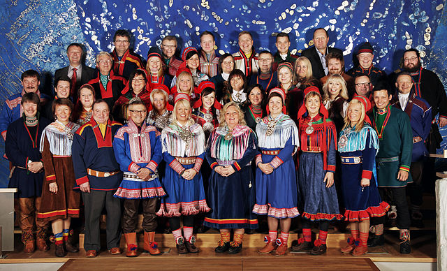 Image for When did the Sami People in Norway get their own parliament?