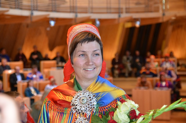 Doing it the Sami Way: Beass�m�rkanat in Norway