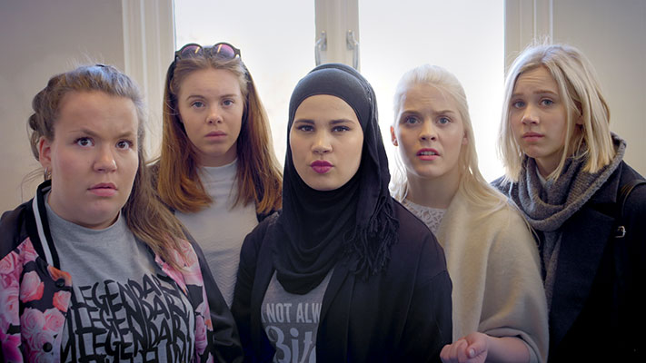 Norwegian Hit TV Show SKAM Sold to US