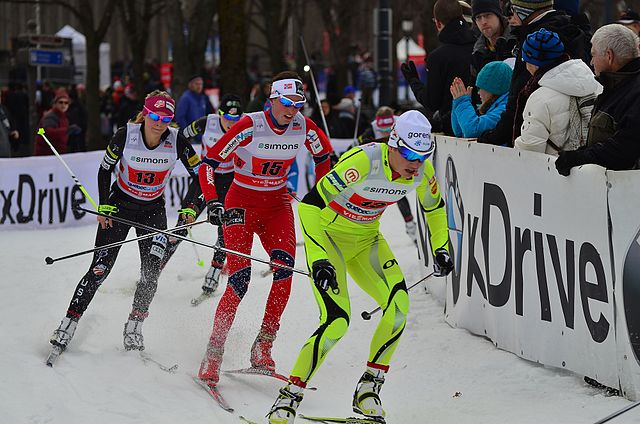 A Weekend for World Cup Nordic Skiing