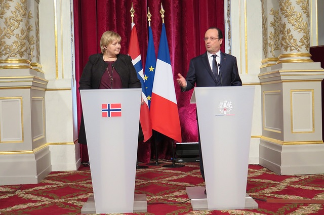 Norway Condemns Terrorist Attack in Paris
