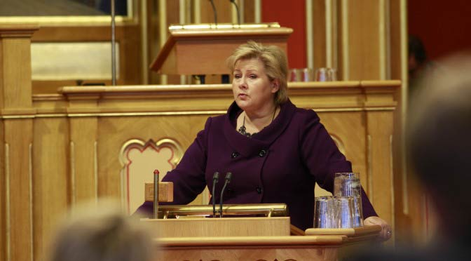 Norway Launches New Action Plan against Terrorism and Extremism