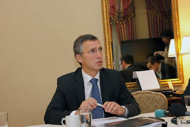 VG: Increased Security for Stoltenberg against Terrorist Threat