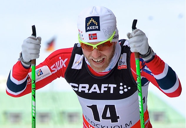 Norway cross-country Star Sundby Loses His Title after Doping Infringement