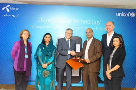 Norwegian Telenor to Provide Proof of Identity in Pakistan