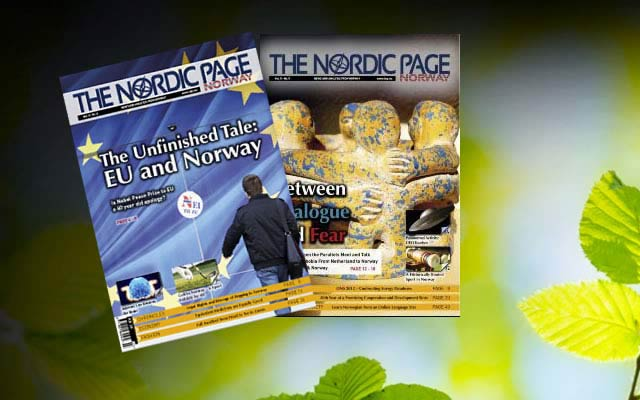 Editorial: A More Environmentally Sensitive The Nordic Page Magazine