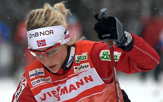 Norway�s Therese Johaug Wins Gold in Ladies Mass Start 30 km