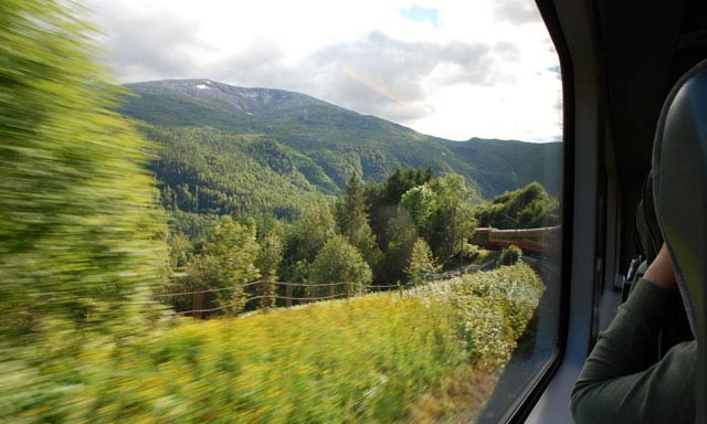 Six Best Railway Routes in Norway
