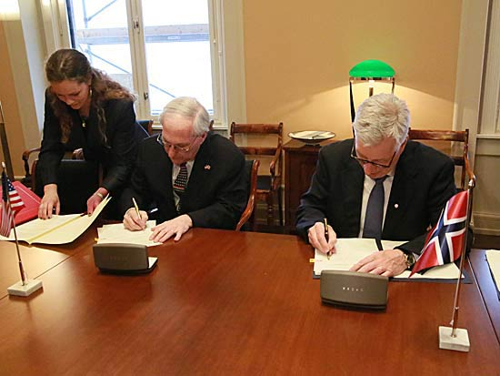 Norway Signed Information Exchange Agreements With The U.S. - The